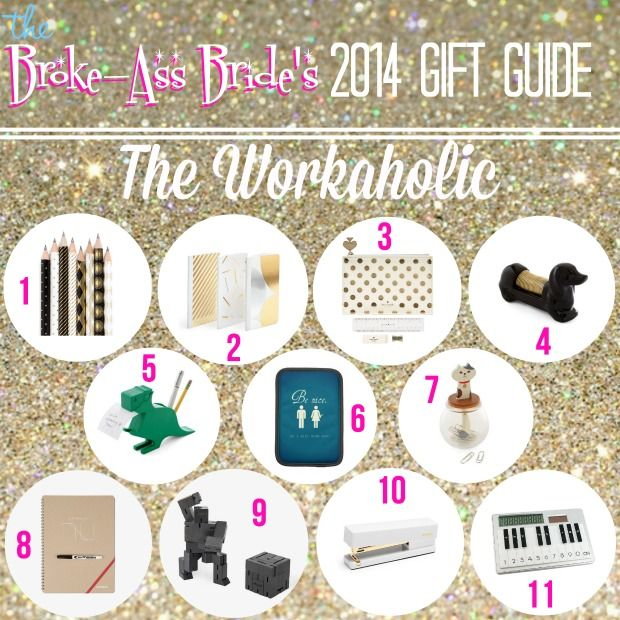 High Quality 2014 Gift Guide: Office Accessories For The Workaholic