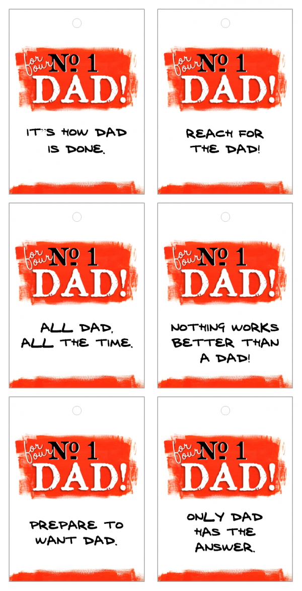 All of the wonderful dads out there!
