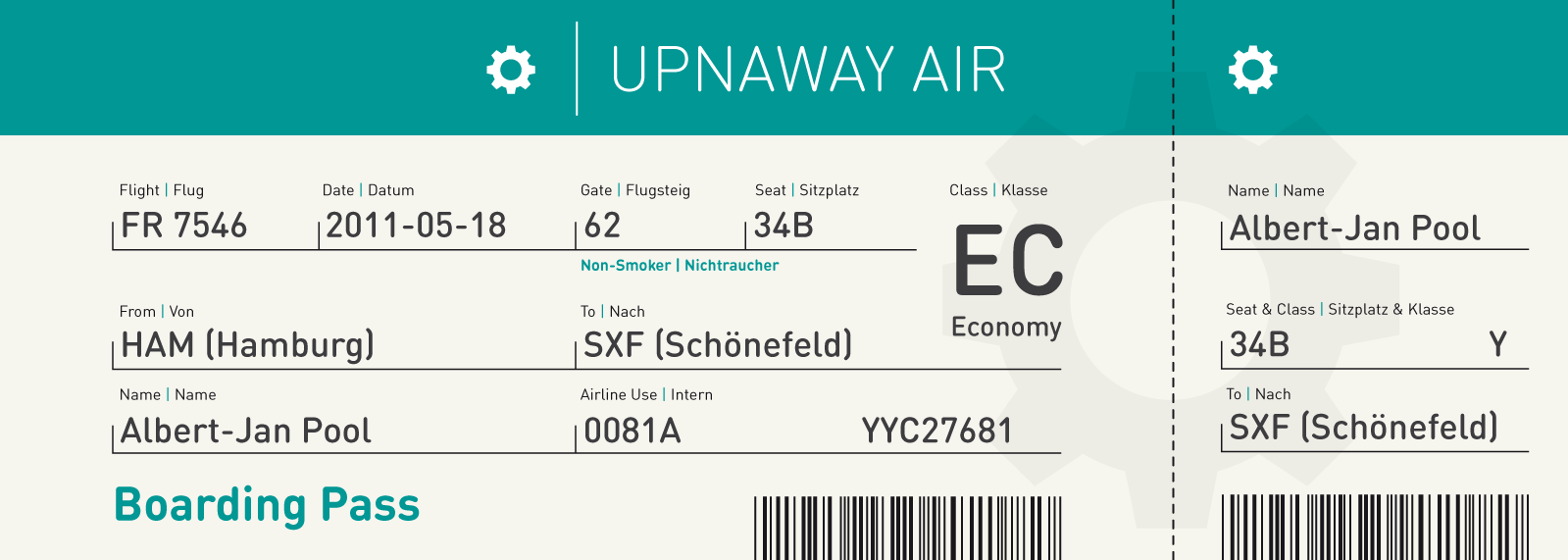 Boarding Pass Template  Google Search  Boarding Pass