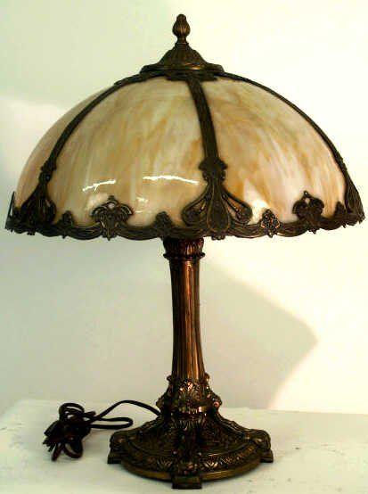 slag glass lamp | For the Home | Pinterest | Glass, Decor room and ...