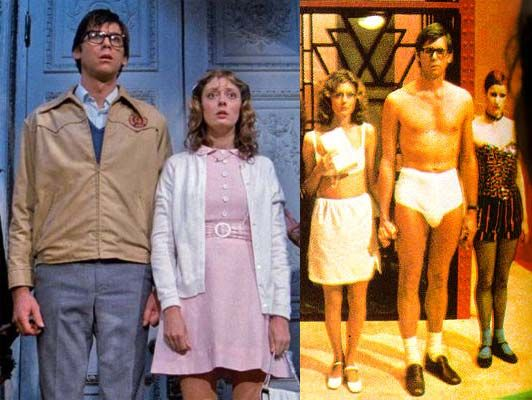 Rocky Horror Picture Show Halloween 2020 Rocky Horror Picture Show Costume   Brad and JaCostume   80's