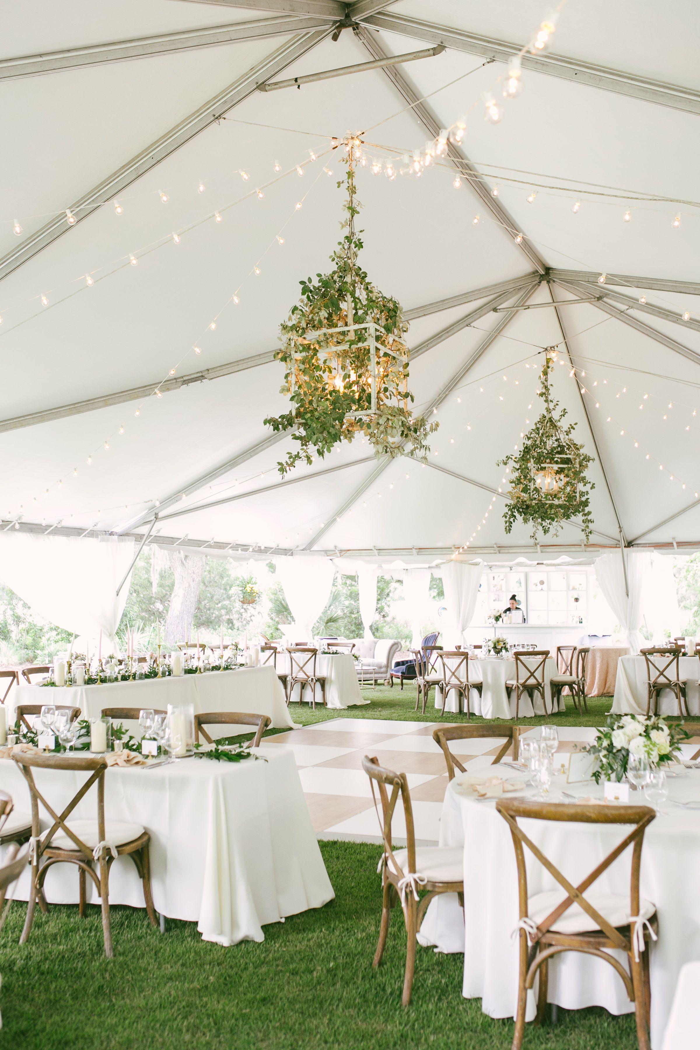Elegant Backyard Wedding Elegant Backyard Wedding Outdoor Tent Wedding Wedding Backyard Reception