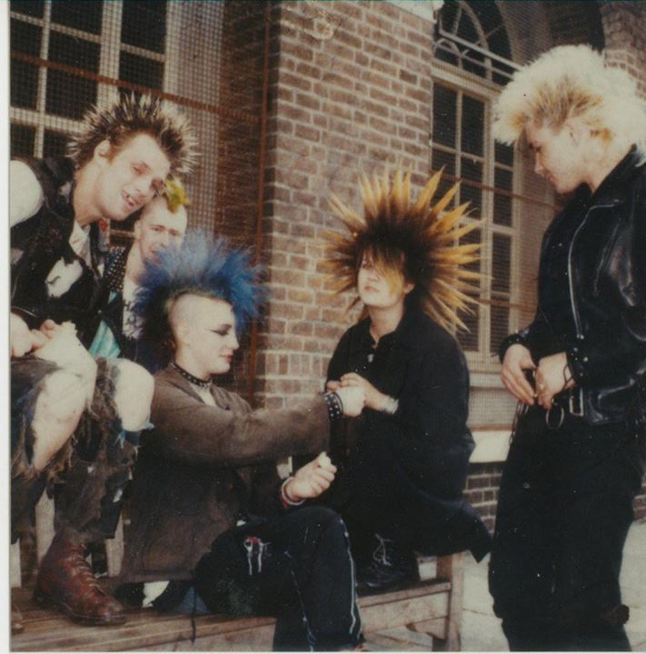 (^o^) London Punks 80's | 1980s Fashion | Pinterest | Punk ...