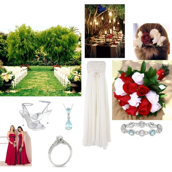 """""""Another Wedding"""" by vampgurl184 on Polyvore"""
