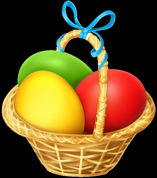 Easter Basket Transparent Png Clip Art In 2020 Easter Baskets Clip Art Easter Pictures