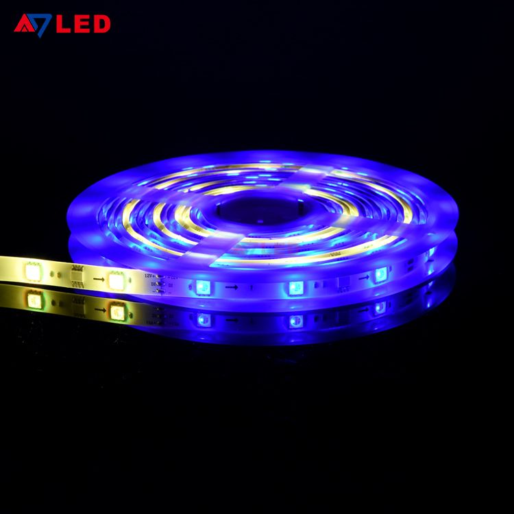 Holiday Decorative Light Led Programmable Rgb Rope Lighting Led Wifi Controller Led Strip 12v Ws2811 In 2020 Led Strip Led Lights Led Strip Lighting