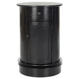 Tobias Cabinet in Black $145 @ JNM For entry way table???
