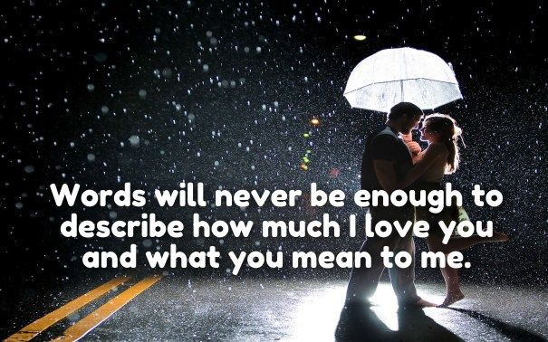I Love You So Much Quotes And Sayings For My Darling Todays News