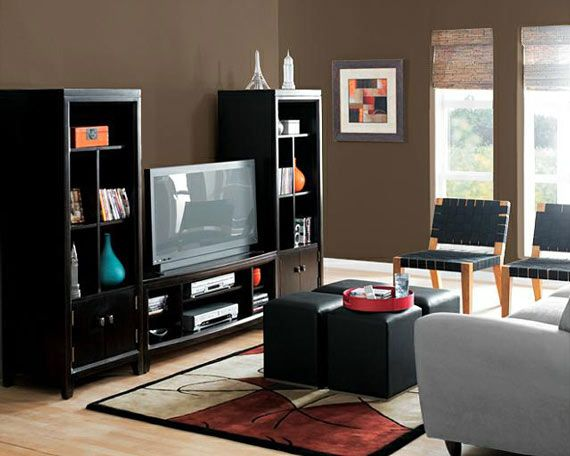 Warms Living Rooms Paint Color Choose Room Brown Colors For Warm