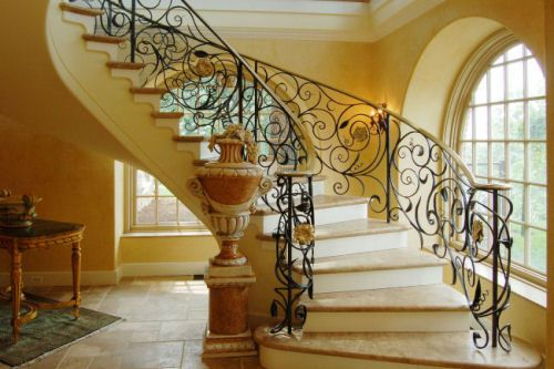 Radial Stairway Designs Curved Staircase Custom Spiral Stairs Circular Stairways Staircase Design House Design Stairs Design