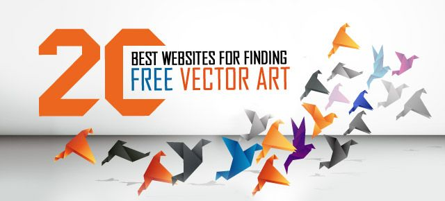 20 Best Websites For Finding Free Vector Art | DeMilked | Icons ...