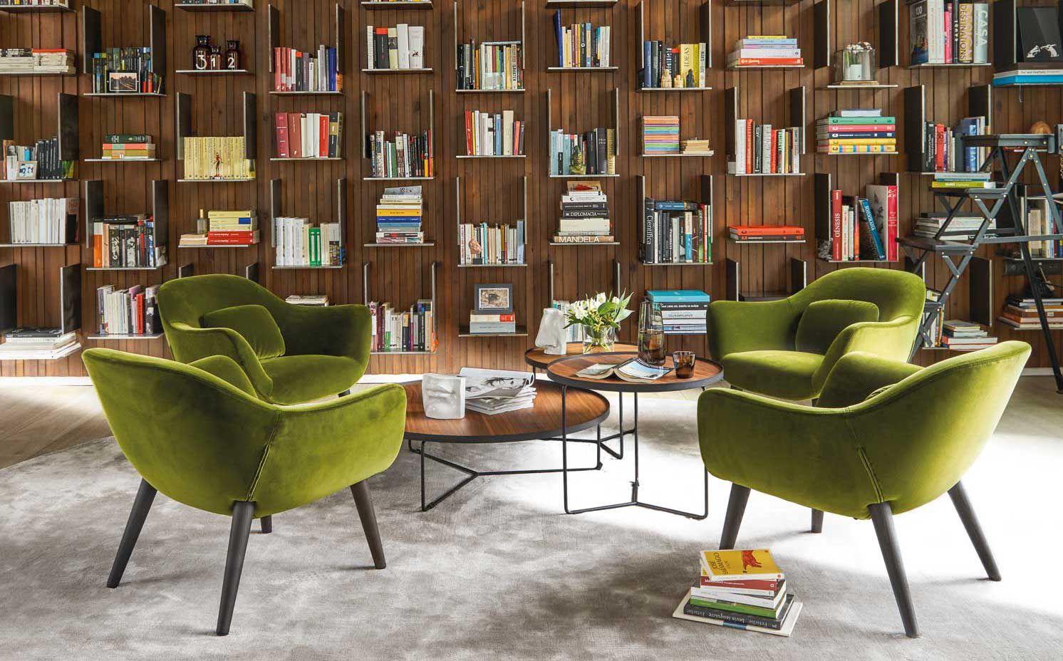 00445710 La Librer A Que Protagoniza Este Ambiente Es Un Dise O  # Muebles Nazaret