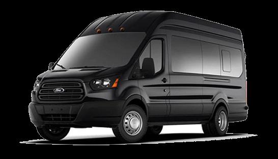 Passengers Vans At Hartford Charter Bus Offers Luxury Passenger