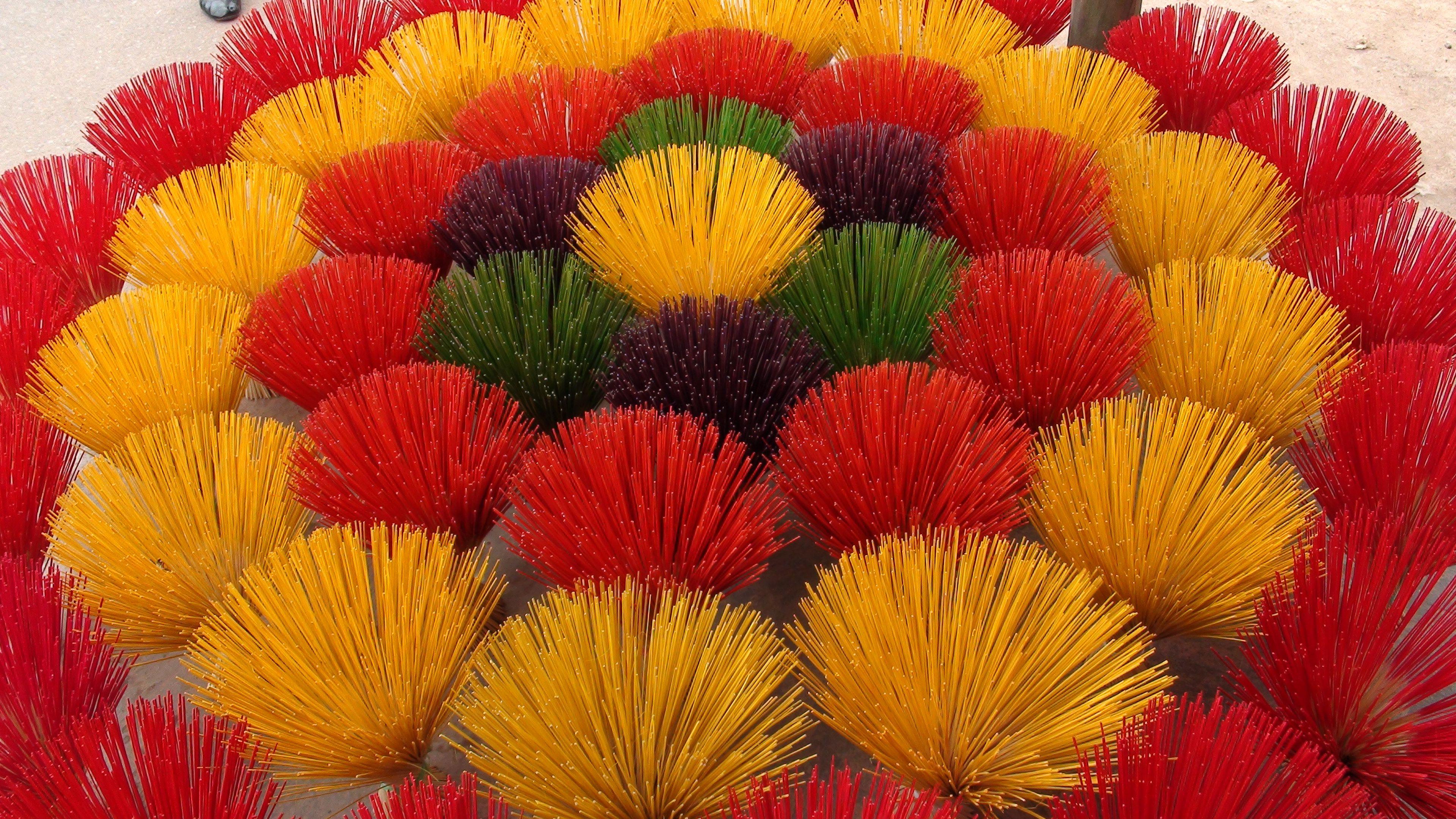 Incense Sticks In Vietnam