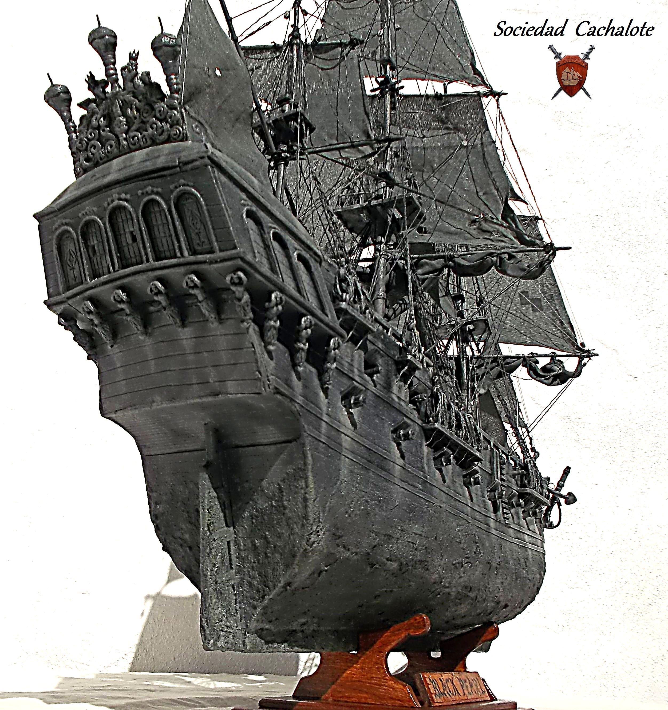 Perla Negra Sociedad Cachalote Perlas Negras Arte De Barcos Barcos Veleros