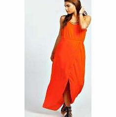 boohoo Gaynor Wrap Over Crepe Woven Maxi Dress - orange Floaty, floor-sweeping and fashion-forward, the maxi dress is the most-wanted way to make waves this season. Column maxis are cool, drop waist's directional and bold prints bad ass, but easy to wear j http://www.comparestoreprices.co.uk/dresses/boohoo-gaynor-wrap-over-crepe-woven-maxi-dress--orange.asp