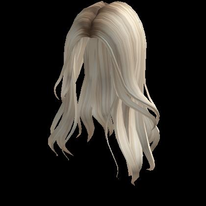 Pin By Vero Olaya Herrera On Mis Pines Guardados Ball Hairstyles Platinum Hair Brown Hair Roblox