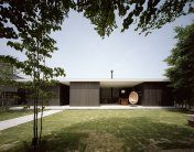 Garden House by mA-style Architects