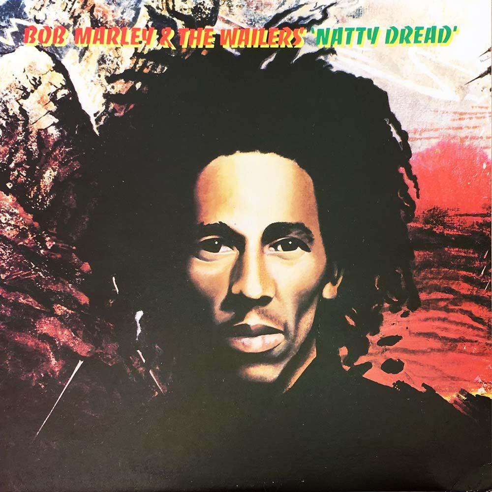 Marley Bob The Wailers Natty Dread 12 Inch Lp Vinyl Rare Records Bob Marley Natty Dread Bob Marley Songs The Wailers