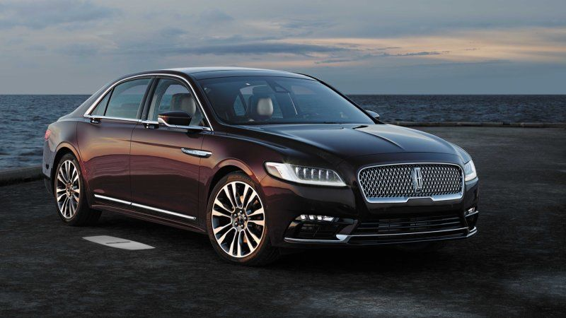 2019 Lincoln Continental Will Cost As Much As 5 000 More About