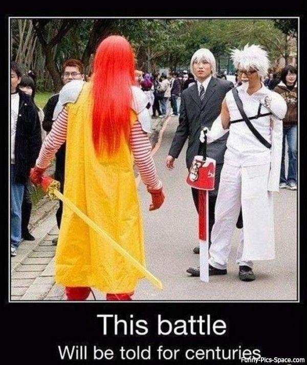 McDonald vs Sanders