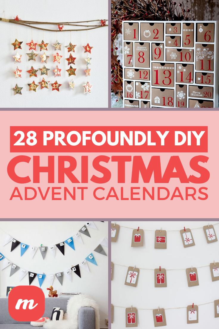 Pin On Diy Christmas Advent Calendars