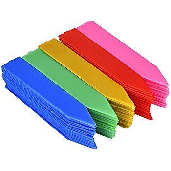 Amazon Com Kinglake New 500pcs 5 Colors 2x10cm Plastic
