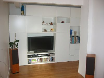 Ikea Hackers - Besta tv display cabinet My future home Pinterest - Wohnzimmer Ikea Besta