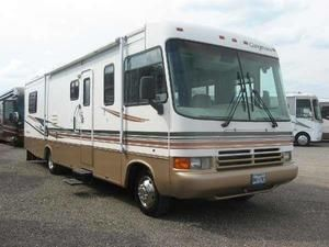 1999 Forest River Georgetown 346s Ford Forest River Recreational Vehicles River