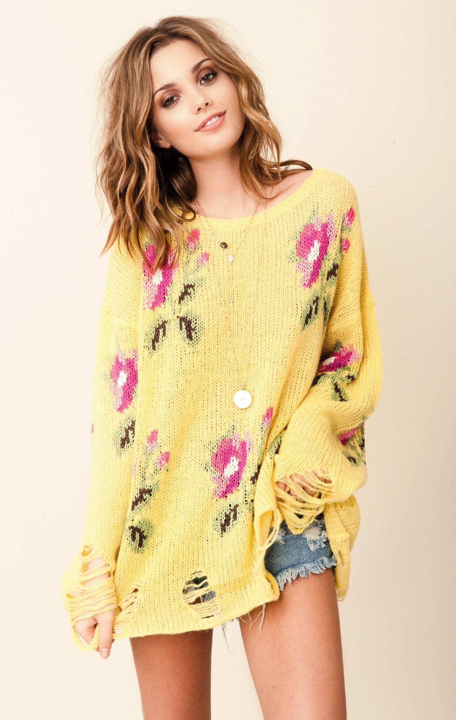 503734e4de073a Lennon Sweater Little Edie   Good Hair   Sweaters, Fashion, Style