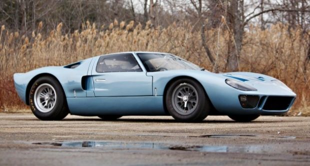 1966 Ford Gt 40 Ford Gt40 Ford Gt Gt40