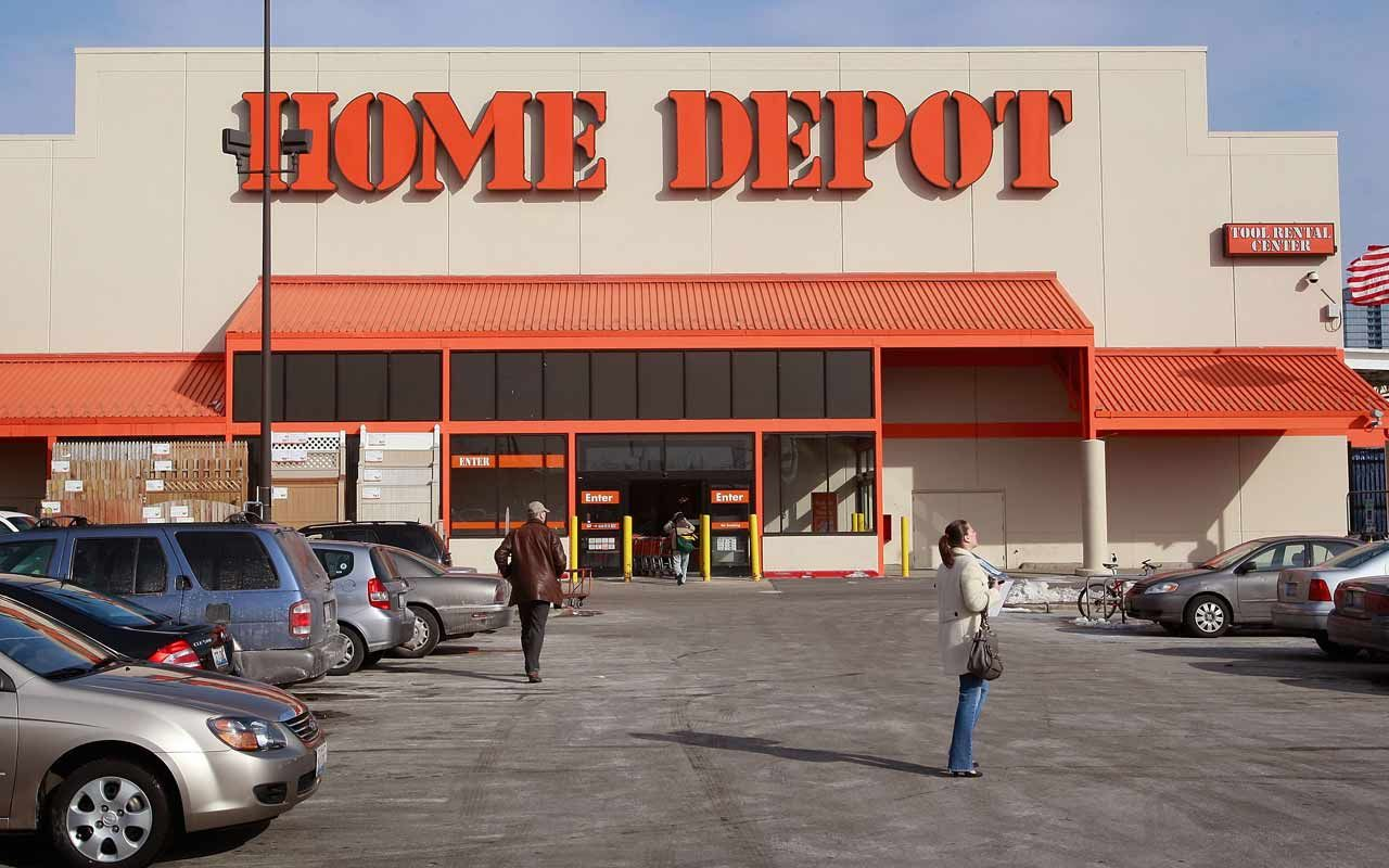 7 Best Dividend Stocks of the Dow...HD 1.9 Home depot