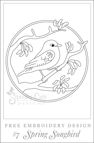 Free embroidery patterns - hand embroidery designs - printable ...