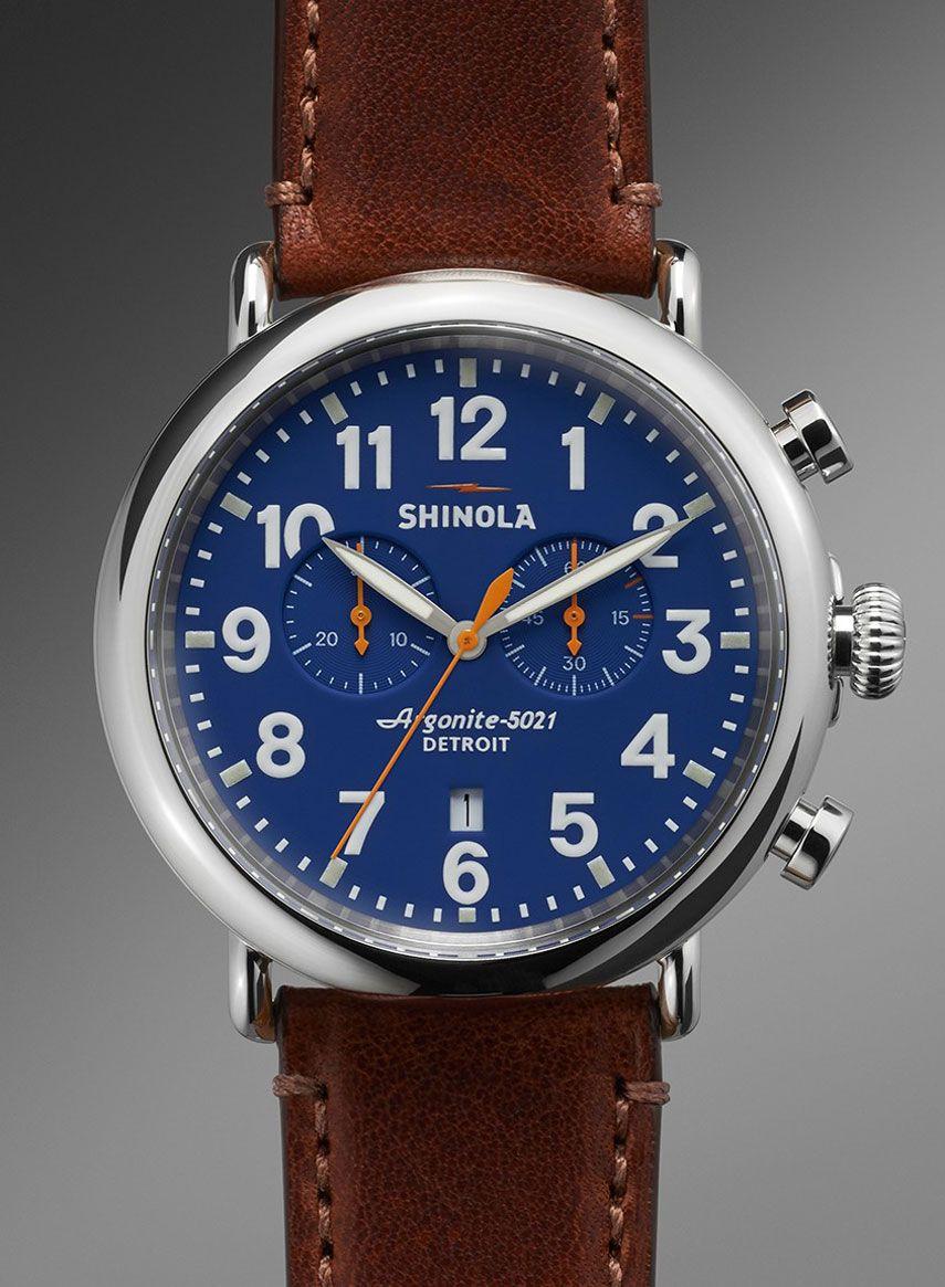 9e82f0f1ab8 The Runwell Chrono 47mm ( 750) by Shinola