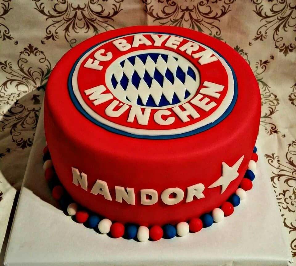 Bayern München Torte Nachmachen Pinterest Bayern