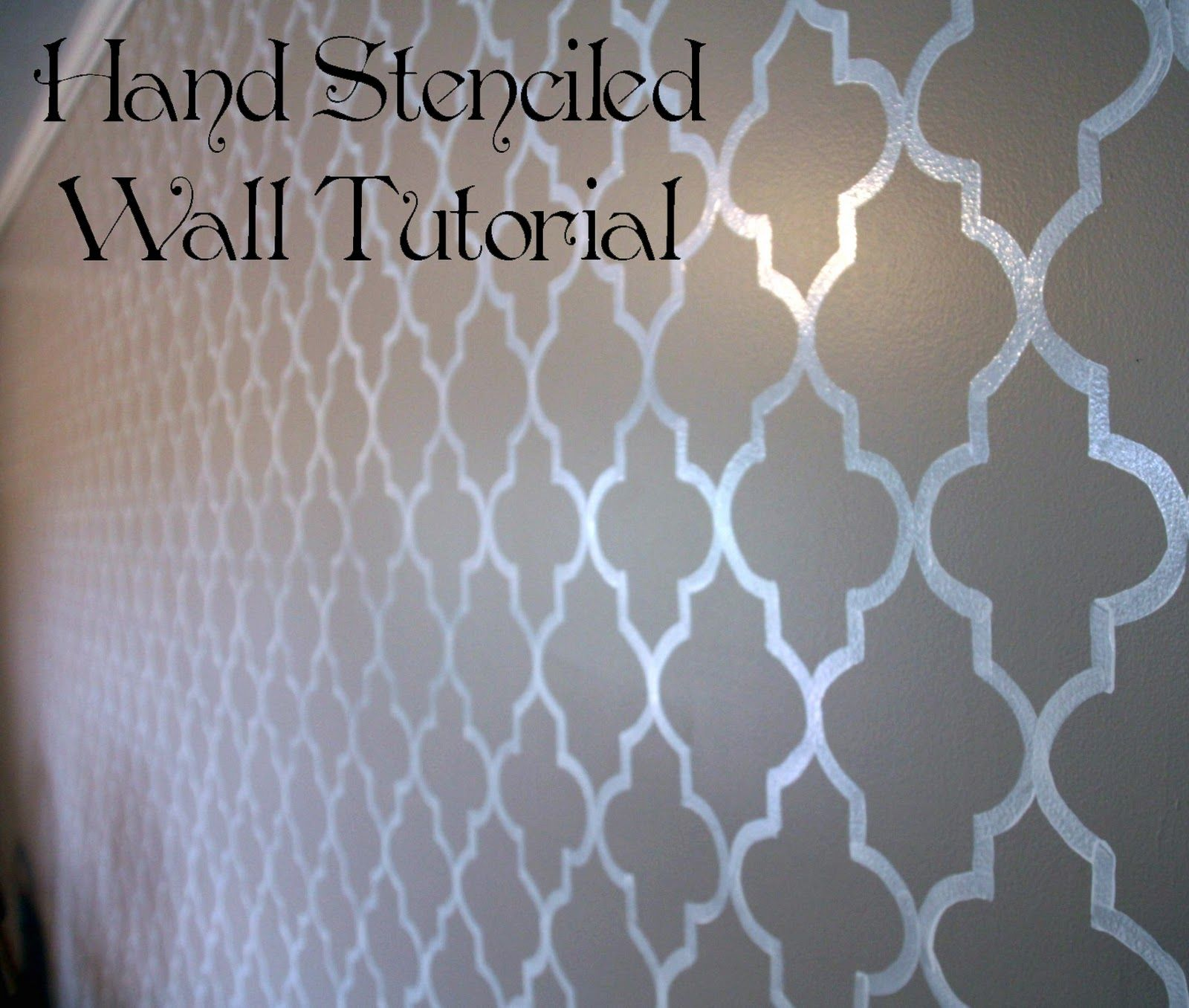 Stencils For Painting Free Wall Stencils | Wall Covering Ideas | Stencil