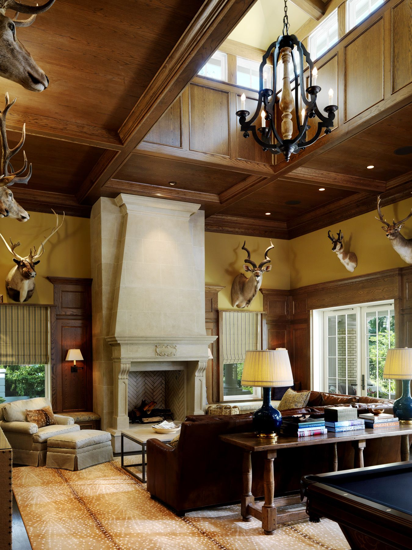 Home Interior Design Game Online: Historic Renovation, Hyde Park Residence, Interior, Game