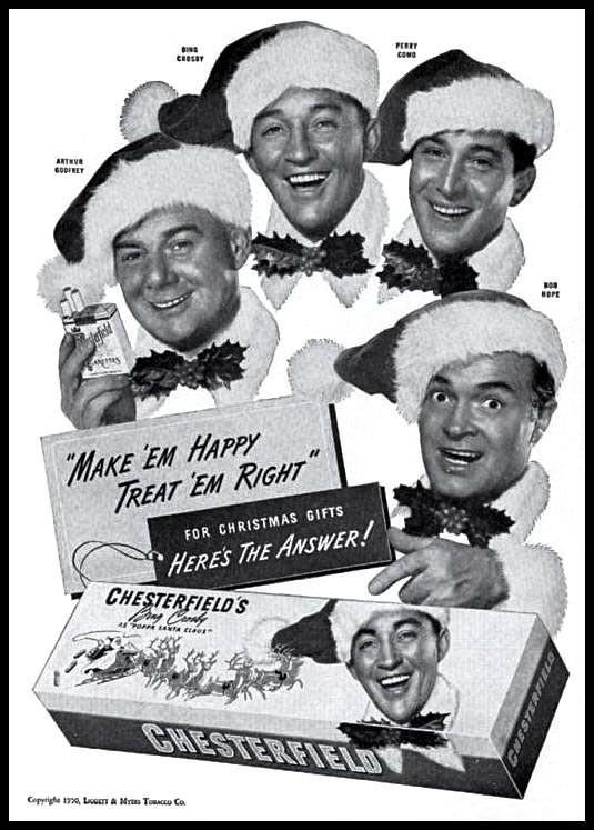 Alle Größen Chesterfield Cigarettes -1950-wwwmagazineartorgmain