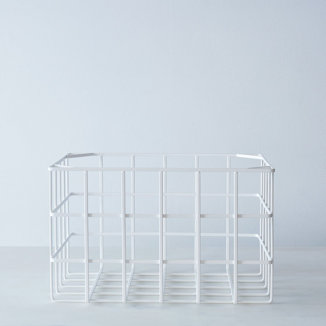 Stackable Steel Basket | Steel, Laundry rooms and Laundry