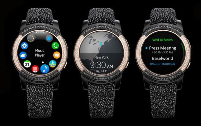 Samsung registers Gear S3's trademark as 'Gear S3 Frontier
