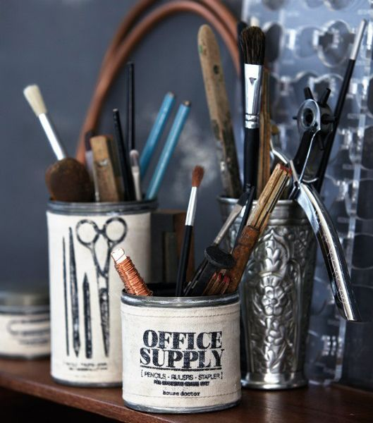 House Doctor Stiftehalter Set Office