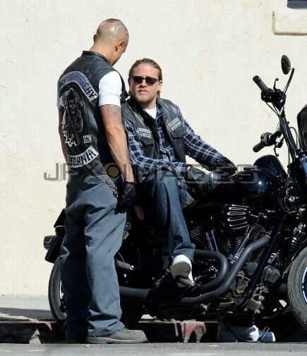 Son S Of Anarchy Sons Of Anarchy Charlie Hunnam Anarchy