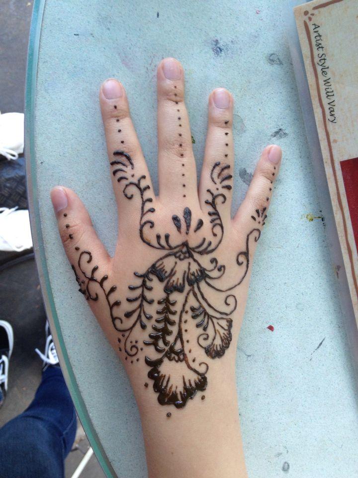 Garden of eden henna hand tattoo henna designs hand