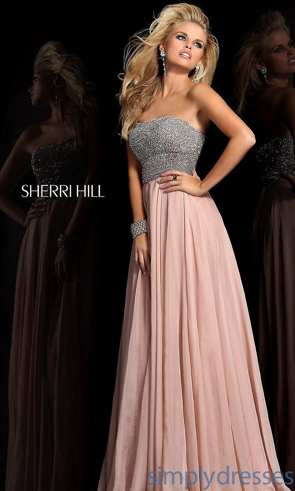 Elegant Prom Gown by Sherri Hill 11017 SH-11017 | My Style ...