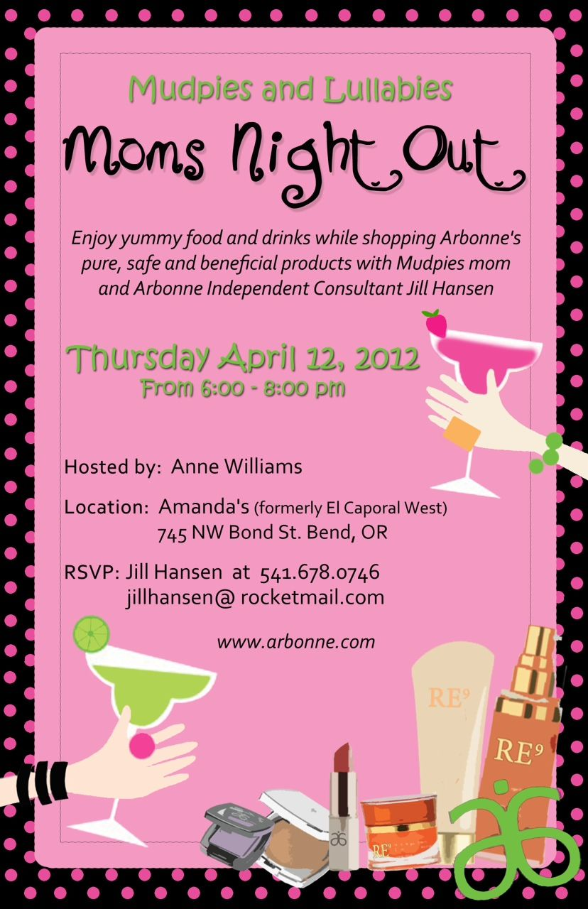 Arbonne Invitations Party Free For Your Get This Elegant