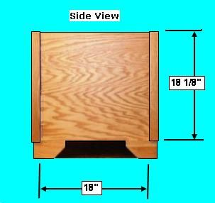 End Dimensions Woodworking Stuff Pinterest Hope Chest Woods