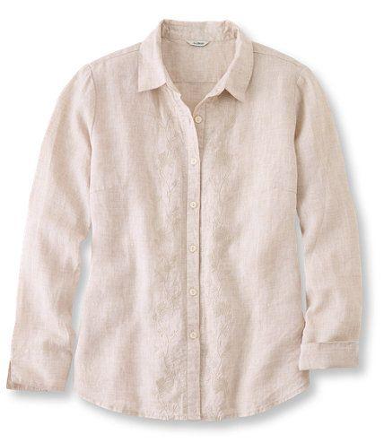 75ba4efdaa4 Women s Premium Washable Linen Shirt