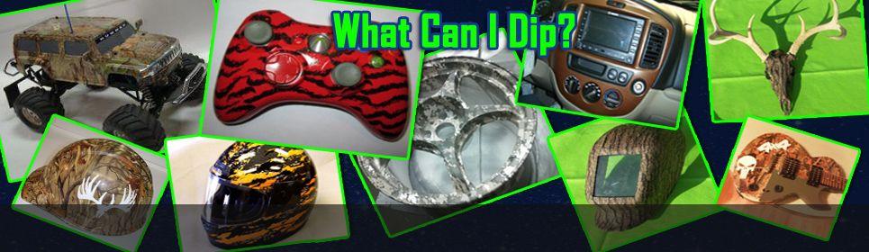 DIY Do It Yourself Water Transfer Printing Camo Dip Kit ...