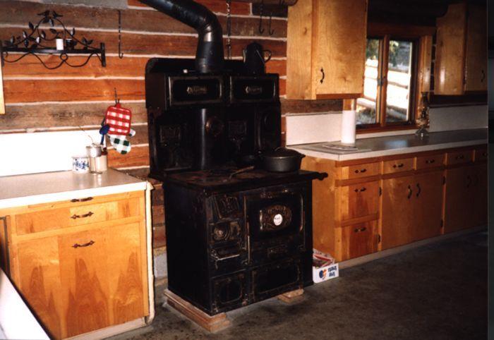 KITCHEN STOVE WOOD KITCHEN DESIGN PHOTOS Wood Stove Pinterest