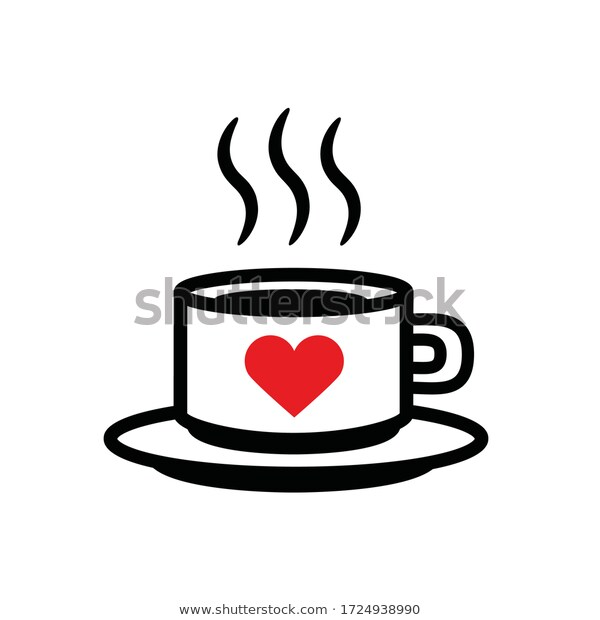 Coffee Cup Icon Coffee Tea Cup Stock Vector Royalty Free 1724938990 Coffee Cup Icon Coffee Tea Cups Coffee Cups